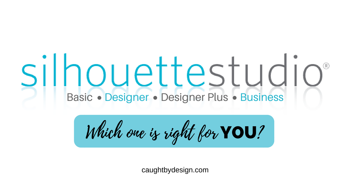 Silhouette Studio Design Edition to Designer Edition PLUS Upgrade A $74.99 value